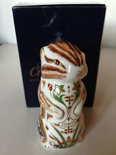 Royal Crown Derby Chester Chipmunk - Perfect and Boxed