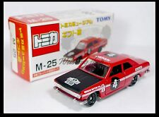 TOMICA MUSEUM M-25 NISSAN BLUEBIRD SSS C. 1/60 TOMY DIECAST CAR NEW
