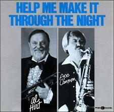 Help Me Make It through the Night by Ace Cannon & Al Hirt (CD, Project 3) VGC