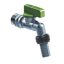 "Anti-lime High Quality Garden Outside Outdoor Bib Tap Valve 1/2inch x 3/4"" BSP"