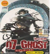 DVD 07 - Ghost Vol. 1 - 25 End + Bonus Anime