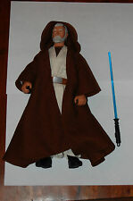 "Obi Wan Kenobi Tatooine 12""-Hasbro-Star Wars 1/6 Customize Side Show"