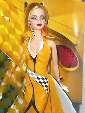 BARBIE PINK LABEL 50TH ANNIVERSARY Yellow CORVETTE DOLL Treasure Hunt Rare