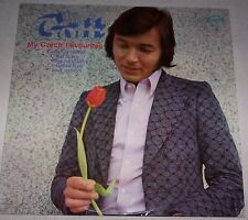 KAREL GOTT - MY CZECH FAVOURITES - LP - 1972
