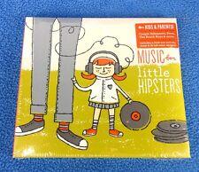Music for Little Hipsters 2013 Starbucks CD (Factory Sealed)