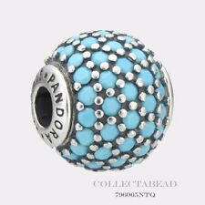 Authentic Pandora Essence Collection Sterling Silver Wisdom Bead 796065NTQ