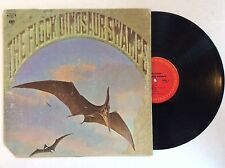 1970 THE FLOCK Dinosaur Swamps vinyl LP Columbia C30007 gatefold PSYCH CLASSIC