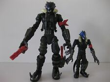 Digimon Figure - 2001 Beelzemon - Bandai Trainers Demon Lord Biker Beelzebub