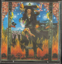STEVE VAI Passion & and Warfare  CD POSTER-Lyrics * Frank Zappa