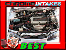 K&N+BLACK RED 95-99 MITSUBISHI ECLIPSE GST/GSX/SPYDER/TALON 2.0 TURBO AIR INTAKE