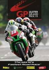 Ulster Grand Prix 2011 - Official review (New DVD) World's fastest road race