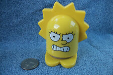 Burger King 2013 Lisa Simpson Figure Plastic Toy 4""
