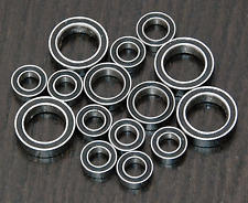 (15pcs) TAMIYA TB-02R Rubber Sealed Ball Bearing Set