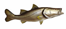 "44"" Snook Half Mount Fish Replica Taxidermy - Order Today &  Receive by Christma"