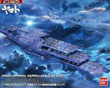 Guipellon Class Lambea Scale 1/1000 Bandai Model Space Battleship Yamato 2199
