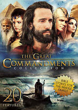 The Great Commandments Collection DVD Living Christ Series/David & Goliath