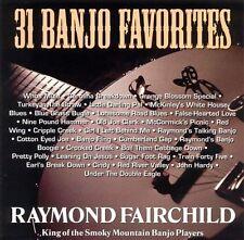 Raymond Fairchild - 31 Banjo Favorites, Volume 1 CD NEW