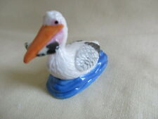 Wade Whimsie Pelican With Fish  From The Under The Sea Set Perfect