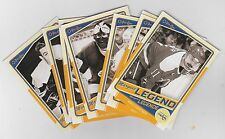 12-13 2012-13 O-PEE-CHEE LEGENDS - OPC - FINISH YOUR SET - LOW SHIPPING RATE