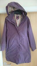 JACK murphy violet à capuche manteau taille 8