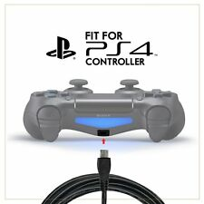 3M AWG High End Charger Cable for Playstation PS4 Dualshock Wireless Controller