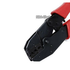 Ratchet Crimper crimping Pliers Tool Cable RG-58 RG-59 RG-6 RG-62