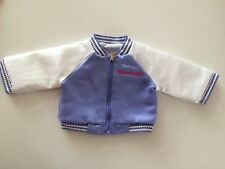 American Girl doll SATIN JACKET Innerstar U NEW Myag Jly Retired Blue White gift