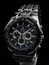 Casio Edifice Chronograph Watch Tachymeter EF-540D-1A