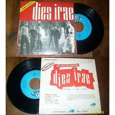 THE MEC OP SINGERS - Dies Irae Rare French EP Garage Beat 66'