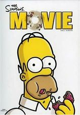 Simpsons Movie  DVD Dan Castellaneta, Julie Kavner, Nancy Cartwright, Yeardley S
