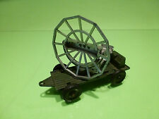 LONE STAR SMALL MOBILE FIGHTING UNIT RADAR - ARMY 1:43  - MILITARY