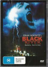 BLACK RIVER - DEAN KOONTZ -  CLASSIC HORROR - NEW & SEALED DVD
