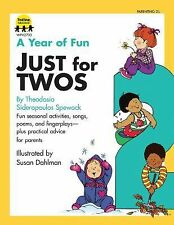 NEW - A Year of Fun Just for Two's by School Specialty Publishing