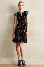 Anthropologie  Larksong Corduroy Dress by Eva Franco Size 10