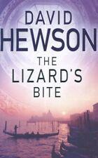 The Lizard's Bite (Nic Costa) By David Hewson. 9780330435949