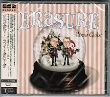 Sealed! ERASURE Snow Globe+2 JAPAN CD w/OBI+2 JAPAN BONUS TRACKS TRCP147