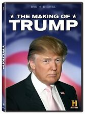 The Making of Donald Trump Complete History Channel Special Series Box / DVD Set