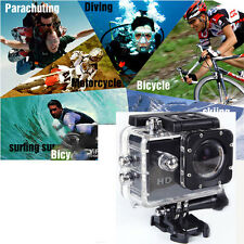 2.0 inch Black Waterproof Sports DV 1080P HD Video Camera Camcorder for SJ4000