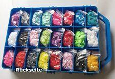 geignet für BabySnaps®,ColorSnaps,KamSnaps: Koffer Starterset: 660 Snaps + Zange