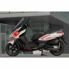 SET 12 ADESIVI ROSSO KYMCO DOWNTOWN 300I 300 125I 125 GRAFICA CARENA STICKERS