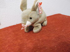 """""""TY""""  BEANIE BABIES...""""NIBBLY""""  D.O.B.....MAY  7,1998....RETIRED..#177"""