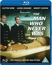 The Man Who Never Was 1956 Blu-Ray