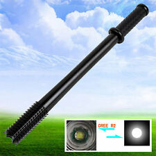 2000 Lumen CREE Q5 LED 3Modes Baseball Bat Flashlight Security Light Torch Lamp