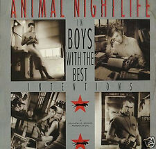 ANIMAL NIGHTLIFE - Boys With Best Intentions
