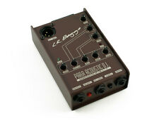 LR BAGGS EXTERNAL PARAMETRIC 5-BAND EQUALIZER / DIRECT BOX PARA-DI