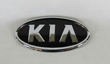 KIA TRUNK EMBLEM FORTE KOUP RIO OPTIMA RONDO BACK OEM BADGE sign symbol logo