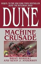 Dune: Machine Crusade 2 by Brian Herbert and Kevin J. Anderson (2003, Hardcover,