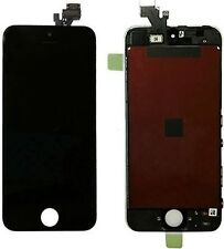 Replacement Front Glass LCD Screen & Digitizer Assembly For Apple iPhone 5 Black