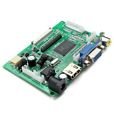 Universal LCD Display Driver Board PS2PS3xbox360 HDMI AV VGA