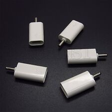 5 pcs Micro USB Female to 2.0mm Male Power Charger Plug Jack Adapter for NOKIA